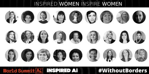 Inspired Women of InspiredAI Series -1